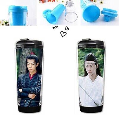 12OZ Chen Qingling Xiao Zhan Wang Yibo Drink Cup Mo Dao Zu Shi Esdtu