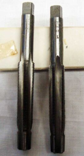 """NEW bicycle PEDAL crank TAPS 9//16/"""" right and left set"""
