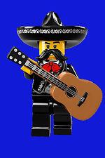 New Lego Minifigures Series 16 71013 Mariachi