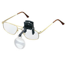 Eschenbach 4X Clip On Spectacle Magnifier