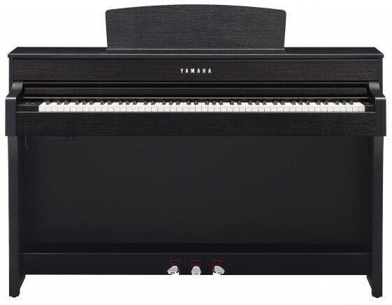 Andet, Yamaha CLP-645 B el-klaver sort