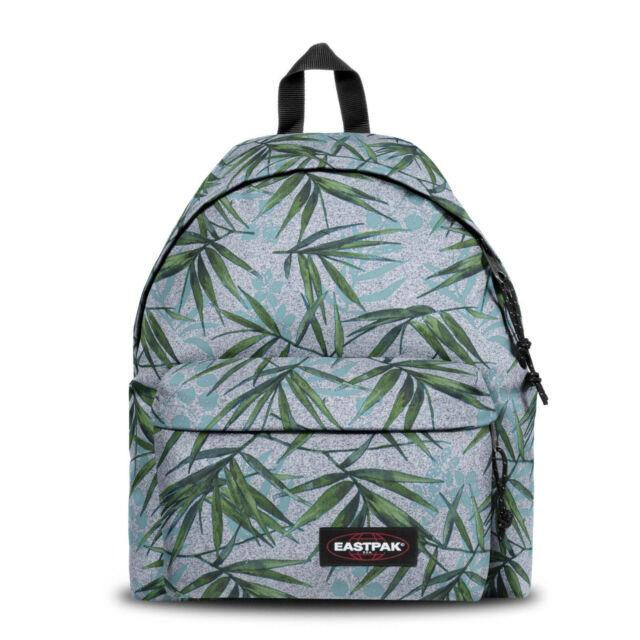 Eastpak Padded Pak'R 24L EK620 Sac A Dos 64S Silky Grey Gris Backpack NEUF