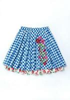 Matilda Jane Dutch Apple Skirt Women's Small S 4 6 Happy & Free