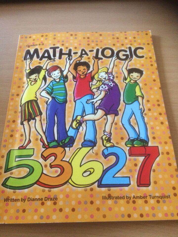 Math-A-Logic, Dianne Draze, emne: anden kategori
