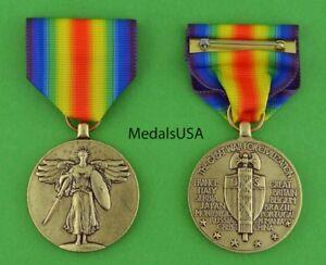 World-War-One-Victory-Medal-U-S-WW1-WWI-USA
