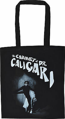 LILY LILLY MUNSTER BLACK TOTE BAG B-MOVIE VINTAGE HORROR CULT GOTH 100/% COTTON