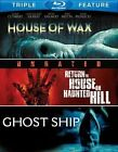 Hilton Paris-house of Wax Return to House on Haunt US IMPORT Blu-ray
