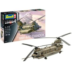 REVELL-MH-47-Chinook-1-72-Helicopter-Model-Kit-03876