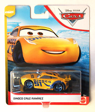 Mattel Cars 3 Dinoco Cruz Ramirez Diecast Toy Vehicle For Sale