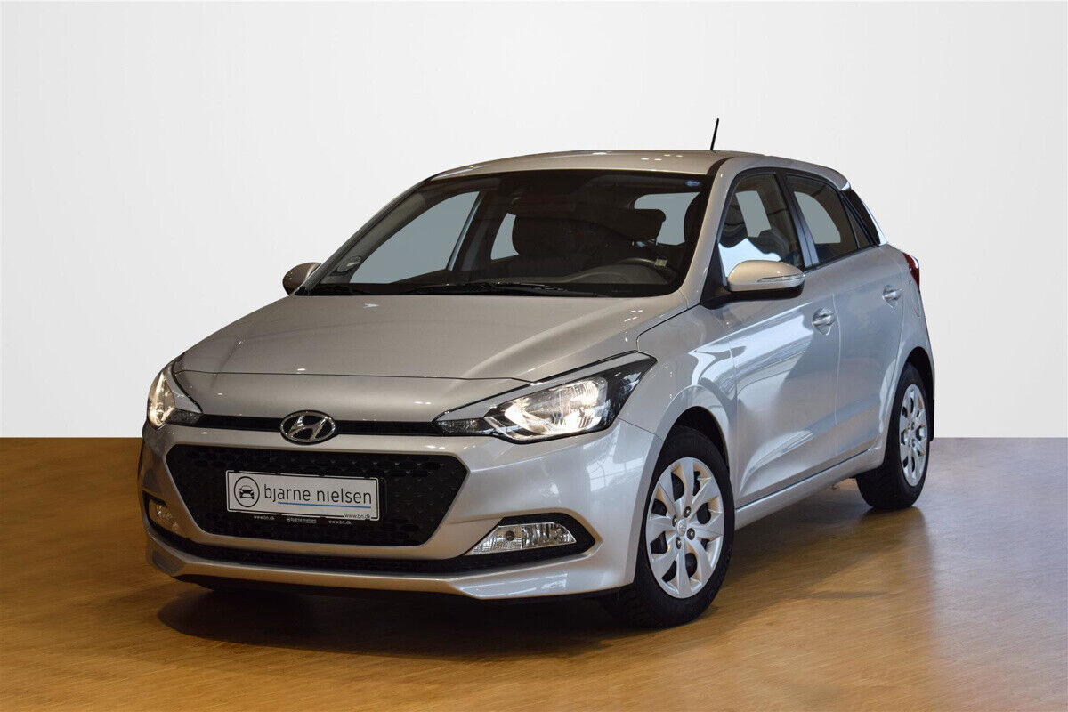 Hyundai i20 1,25 Trend 5d - 115.000 kr.
