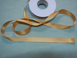 Ribbon-Satin-Old-Gold-16mm-x-22-metres