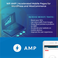 Wp Amp Accelerated Mobile Pages For Wordpress And Woocommerce Lifetime Update