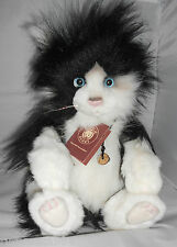 Charlie Bears ALLEY Cat ~ QVC Exclusive Isabelle Lee RETIRED ~ ONLY 1,000 Made !