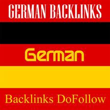 60 Permanent German Dofollow Backlinks From Germany Sites German Backlinks Seo