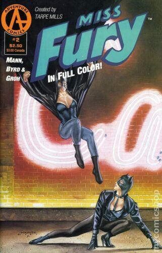 Miss Fury #2 FN 1991 Stock Image