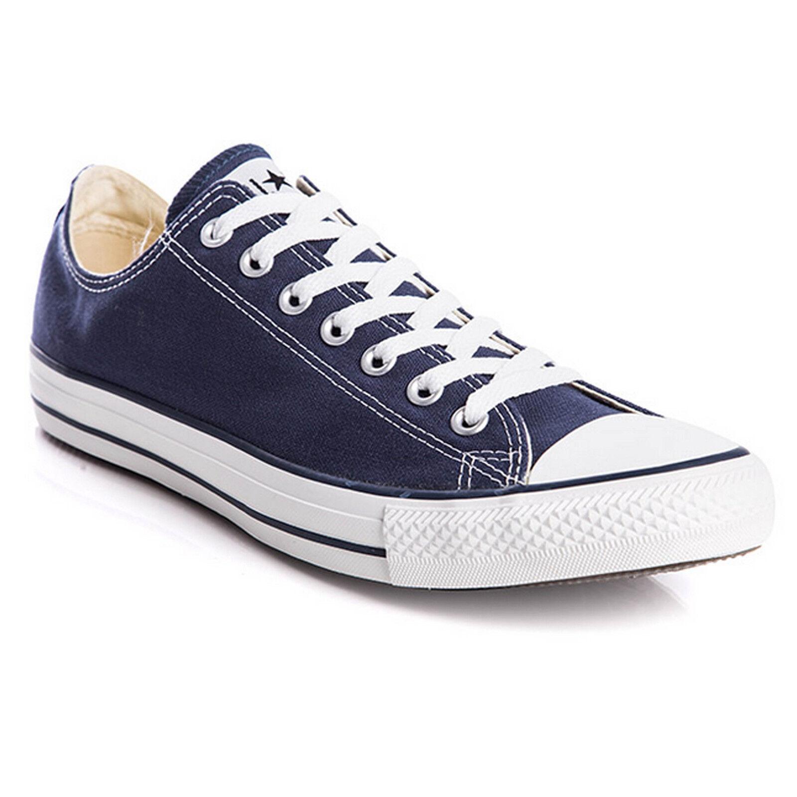 CONVERSE CT All Star Star All Canvas Men Damens Unisex Niedrig-Top Casual Sneaker Schuhes c83273