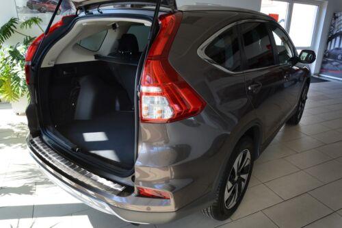 2015-2016 Honda CR-V CRV Brushed Stainless Steel Rear Bumper Protector Guard