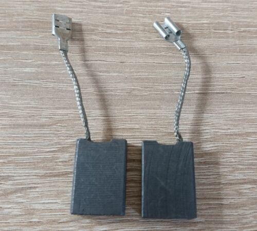 2 Balais Charbon Pour Bosch 1607014171 CA 6,3x16x22 SPW GWS 18 19 20 21 180 230