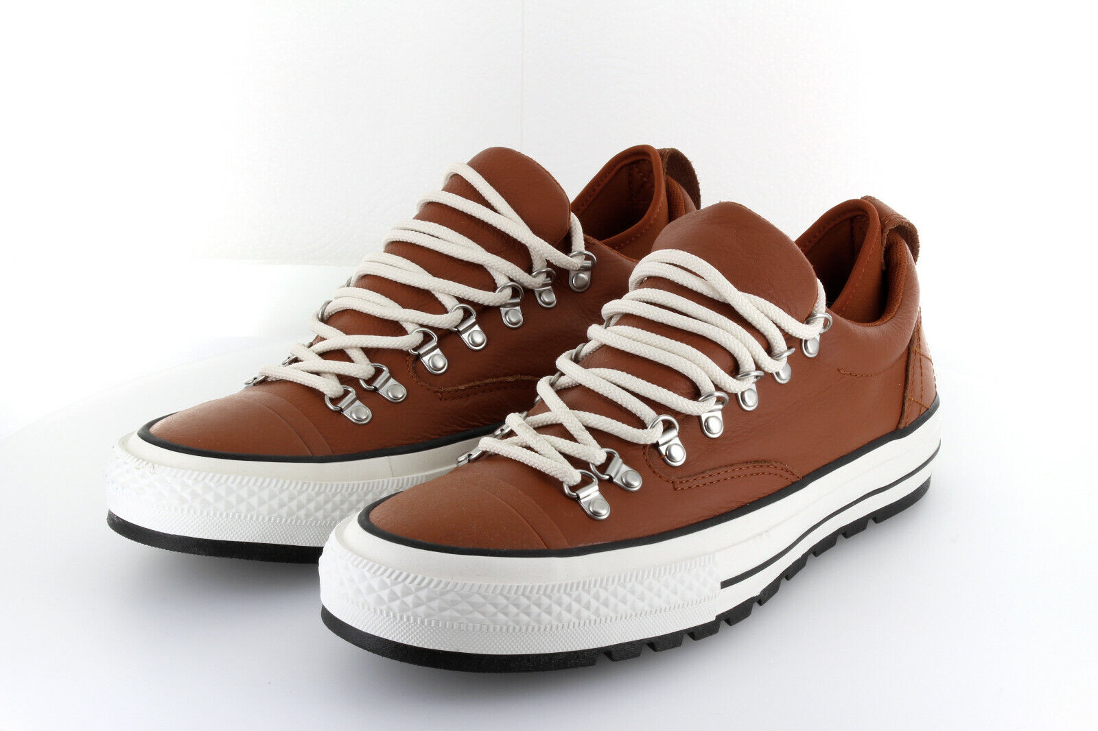 Converse CT as Ox descent marrón cognac Leather Limited Edition 42,5 43 us 9