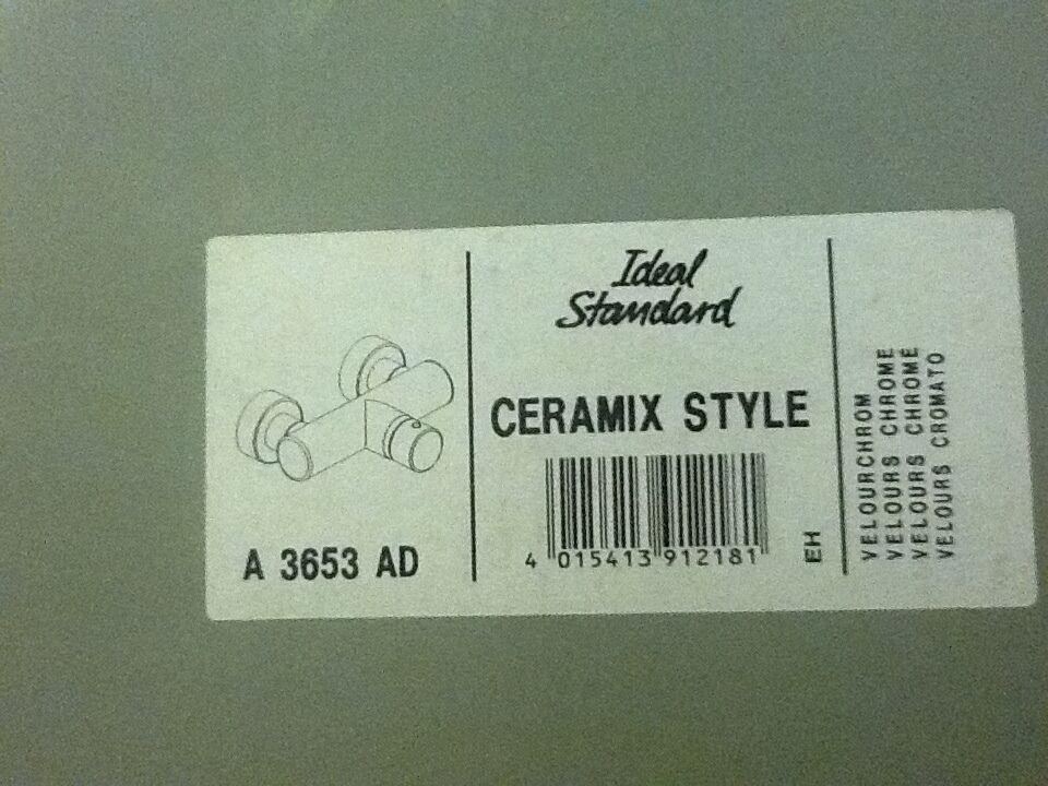 Ideal Standard Ceramix Style Style Style Crom matt Top Modern   Hohe Qualität    Erste Kunden Eine Vollständige Palette Von Spezifikationen    Spielen Sie auf der ganzen Welt und verhindern Sie, dass Ihre Kinder einsam sind    Primäre Qualität  e95034