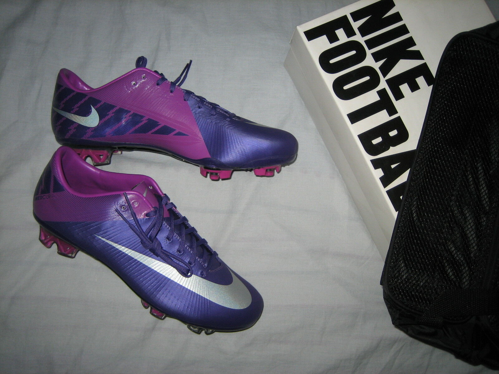Nike mercurial vapor SUPERFLY III FG very rare football boots BRAND NEW