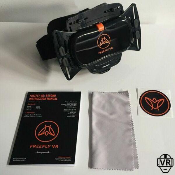Freefly VR Beyond Headset Virtual