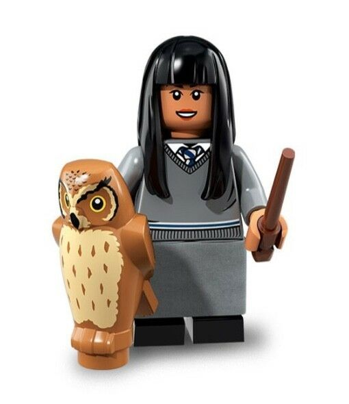 LEGO Cho Chang SEALED BAG 71022 Harry Potter Minifigures Series #7 NEW owl magic