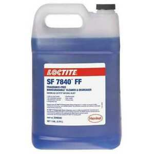 Loctite 2046040 Liquid 1 Gal. Cleaner And Degreaser, Jug