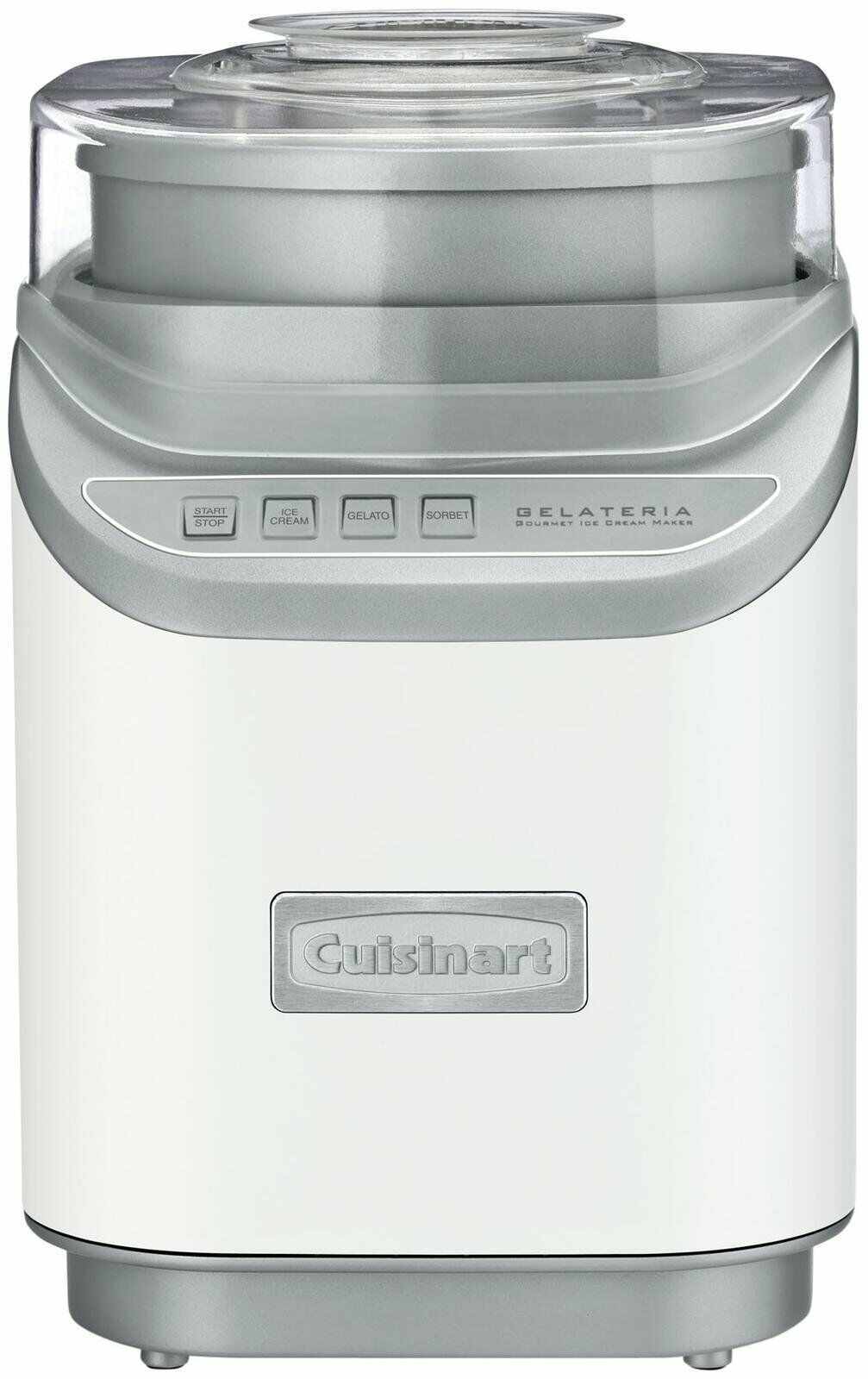Cuisinart Cool Creations Ice Cream Maker - 2 Quart (ice-60w) (ice60w)