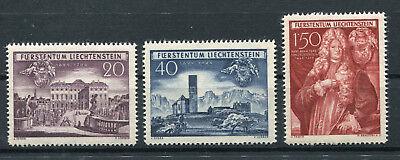 Briefmarken WohltäTig Liechtenstein 281/83 Postfrisch .........................................2/1061