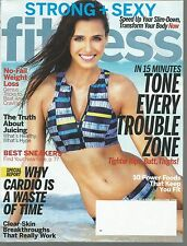 Fitness April 2014 Tone Trouble Zones/Truth About Juice/Cardio A Waste of Time