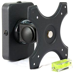 LCD-LED-TV-Monitor-Wall-Bracket-Mount-Tilt-Display-PC-VESA-75-100-17-19-22-26