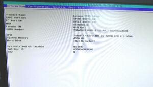 Mainboard Lenovo V130-14IKB-81HQ,  ELMV2 LA-F486P, i5 7200, 2,5 GHz 4GB RAM