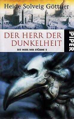 *r~ Die Insel Der StÜrme 2 - Der Herr Der Dunkelheit - Heide Solveig Göttner Tb Spezieller Sommer Sale