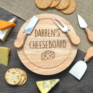 Personalised-Wooden-Cheeseboard-Engraved-Name-With-Knife-Set-Cheese-Lover-Gift