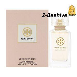 Tory Burch Jolie Fleur Rose Eau De Parfum Spray Jumbo 3 4 Oz Sealed