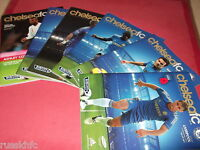2012/13 CHELSEA HOME PROGRAMMES CHOOSE FROM