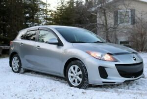 2013 Mazda 3 Sport new MVI Undercoat Nice car!