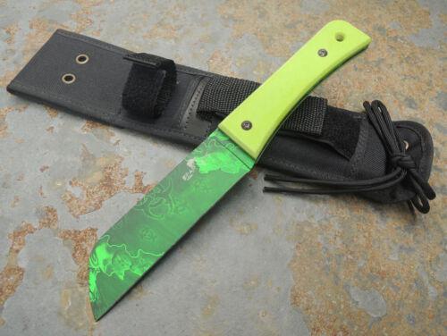 Bear Ops Messer UNDEAD Bear Tac II REAPER Z 1095 Stahl G10 Scheide SONDERPREIS