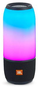 JBL Pulse 8 Black Portable Speaker System - JBLPULSE8BLKAM