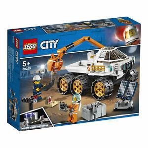 LEGO-60225-City-Weltraum-Rover-Testfahrt-NEU-amp-OVP