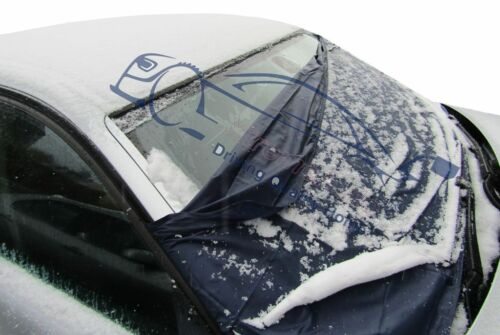 Ice Protector Cover Opel Astra J Car Window Windscreen Snow Frost