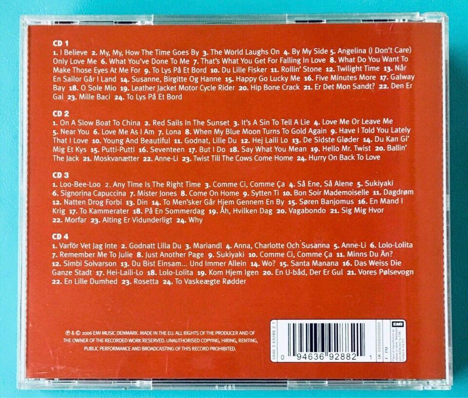 Otto Brandenburg (4CD): Den STORE Otto Brandenburg boks,