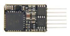 Bachmann 36-568 E-Z Command 1 x 6 Pin Railcom DCC Loco Decoder - Tracked 48 Post