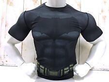 Topmoderne Under Armour Compression Shirt Batman Alter Ego Men's Short Sleeve FO-48