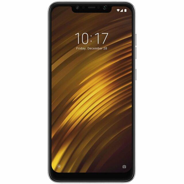 Xiaomi Pocophone F1 128Go 6GO de RAM  noir garantie t?l?phone