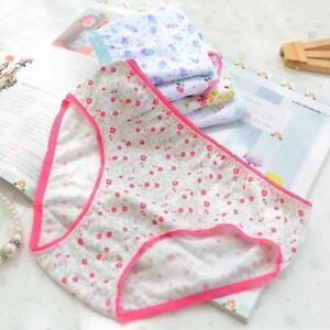 cbd643dc9 10pcs LOT cotton Panties Girls Kids Short Briefs children underwear ...