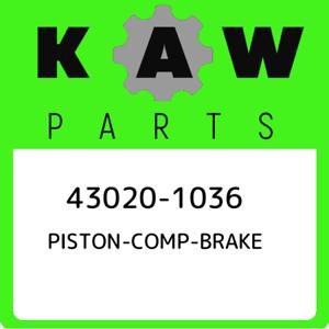 43020-1036-Kawasaki-Piston-comp-brake-430201036-New-Genuine-OEM-Part