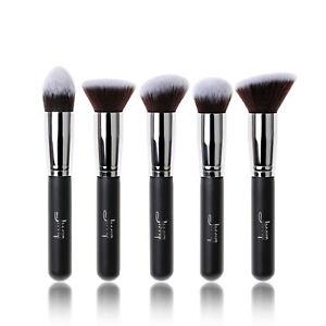Jessup Pro Face brushes set Liquid Foundation Powder Bronzer Blush Makeup Brush