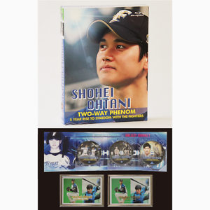 Limited-Sale-Shohei-Ohtani-English-Blu-ray-Disc-Box-2-Limited-Edition-Cards